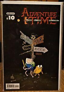 Adventure Time #10 (Kaboom/Boom Studios! 2012) Cartoon Network FN+