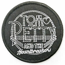 TOM PETTY official circular patch