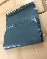 """20 Strong Grey Mailing & Packaging Plastic Bags Large Size FREE POSTAGE 13""""x19"""""""