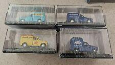 Oxford Roadshow MM031 MM049 MM050 MM051 Morris Minor Van Joblot 4