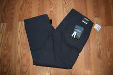 6523153db51ce NWT Mens FIELD & STREAM Fleece Lined Canvas Raven Gray Pants 40 W ...