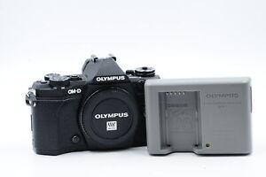 Olympus OM-D E-M5 Mark II 16MP Mirrorless Digital Camera Body MFT #348