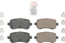 Disc Brake Pad Set-AmeriPro Ceramic Rear Autopartsource PRC1021