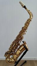 Altsaxophon Yamaha YAS-275 Gold inkl. Koffer / Alt Saxofon
