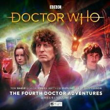 The Fourth Doctor Adventures Series 9 Volume 2 by Alan Barnes 9781787036789