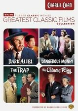 TCM Spotlight Charlie Chan Collection - DVD Region 1