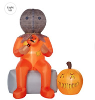 "🎃 44"" LED Sam - Light-Up Inflatable Decoration *Trick 'r Treat* [Free Ship] 🎃"