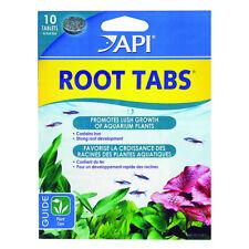 API - Root Tabs Aquarium Plant Fertilizer - 10 Tablets