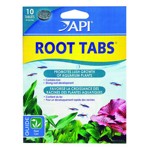 API - Root Tabs Aquarium Plant Fertilizer - 10 Tablets