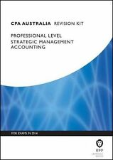 CPA Strategic Management Accounting:Revision Kit by BPP Learning Media Paperback