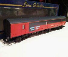 Vintage Lima OO Gauge Model Railway Coaches