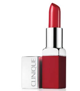 Clinique Pop Matte Lip Colour + Primer -- Cherry Pop #08