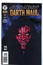 "Star Wars Darth Maul"" Comic Book Mini Series 1-4 NM (1998)"