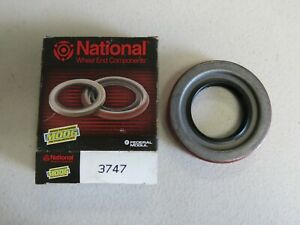 National 3747 Wheel Seal fits Chevrolet, GMC 1981 - 1991