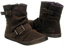 Blowfish Rydan boots ankle dark brown sz 6.5 Med NEW