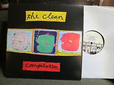The Clean Compilation LP little axe records 002 rare vinyl NZ AU david kilgour !
