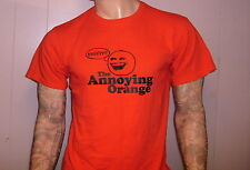 THE ANNOYING ORANGE T SHIRT Web Series TV Show Video Game HEY Free USA Ship MED