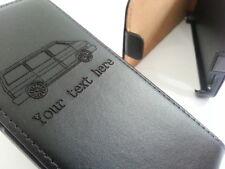 Samsung Galaxy Ace S5830 VW CAMPER T4 black flip phone case merchandise gift