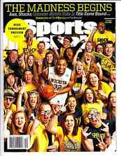 March 24, 2014 TEKELE COTTON WICHITA STATE Regional Sports Illustrated NO LABEL