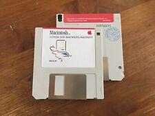 Macintosh  BACK-UP floppy disk 400K 690-5023B 128K, 512K, 512ke, Plus, SE, II