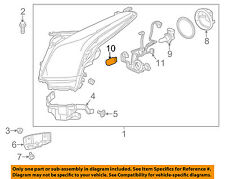 GM OEM-Turn Signal Light Bulb 13503357