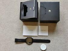 Huawei Watch GT Black Smart Watch FTN-B19-5ATM