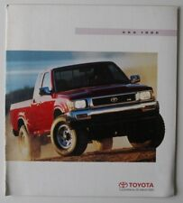 TOYOTA 4X4 1992 dealer brochure - French - Canada - HS2003000718
