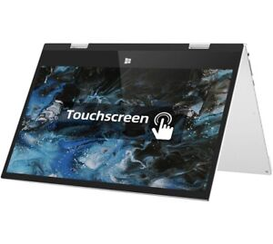 11.6 inch Touch screen Laptop 6GB DDR3 128GB ROM, 360 Degree Convertible Tablet