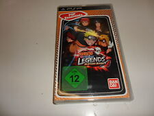PLAYSTATION PORTABLE PSP NARUTO SHIPPUDEN LEGENDS: AKATSUKI RISING Essentials []