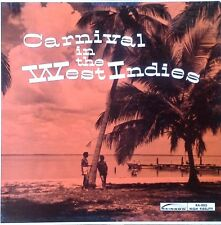RUSSELL DAVILLE - CARNIVAL IN THE WEST INDIES - RAINBOW LP