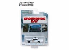 GREENLIGHT 44860C 1/64 1980 CHEVROLET CAPRICE POLICE GROUNDHOG DAY