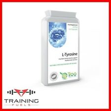 L-Tyrosine 500mg 120 Capsules Brain Mind Support Troo Health