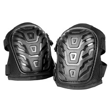 Professional Gel Knee Pads Heavy Duty & Foam Padding Knee Protection Pukkr