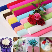 8.1ft Crepe Paper Streamer Roll Wedding Birthday Party Supplies Decorations
