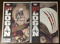 DEAD MAN LOGAN 1-12 NM complete run 1st print WOLVERINE Old Man Logan