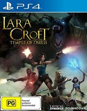 Lara Croft and the Temple of Osiris *BRAND NEW* PS4