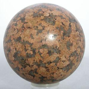 Sphere Quartzite Brown  1960 g 4 pounds 5 oz. Big Rock Ball