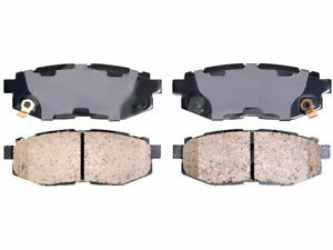 Rear Brake Pad Set 4KWD44 for BRZ Forester Legacy Outback Tribeca 2008 2009 2010