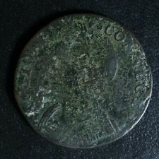 Connecticut copper 1787 USA Colonial US cent Auctori Connect Halfpenny