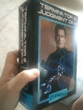 Neca terminator 2 judgement day T-800 rare and new