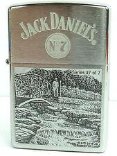 Zippo Jack Daniels Scenes from Lynchburg #7 limited Edition Feuerzeug 60002638