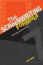 The Screenwriting Formula: Why It Works and How To Use It NEW FREE SHIP NICE!