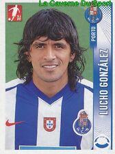 212 LUCHO GONZALEZ ARGENTINA FC.PORTO MARSEILLE OM STICKER FUTEBOL 2009 PANINI