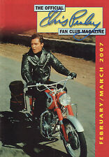 OFFICIAL ELVIS PRESLEY FAN CLUN MAGAZINE 2007 FEBRUARY/MARCH