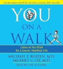 """YOU ON A WALK"" Listen As You Walk (CD Audio Book 2007) Roizen/Dr Oz New Sealed"