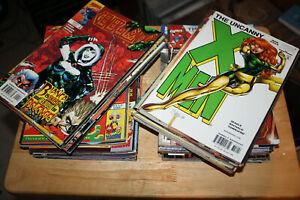 68 US Marvel Comics - X Men - Generation X - X Factor & Andere - Siehe Bilder