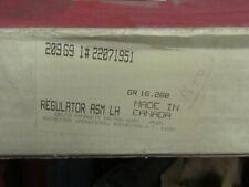 Window Regulator Kit Front Left ACDelco GM Original Equipment 22071951