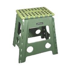 "Puhlmann Falthocker ""James XL"" - green, grün, 1001937 Klapphocker Tritthocker"