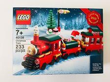 New LEGO Christmas Train 40138 Limited Edition 2015 Holiday Promo Sealed