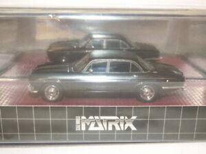Matrix Scale Models 1973 Daimler Double Six Vanden Plas S1